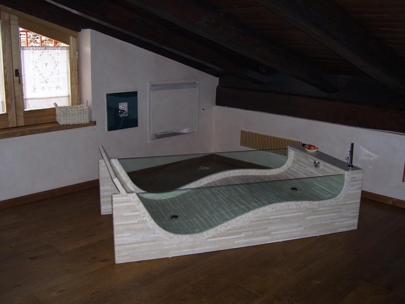 Vasca Da Bagno Ergonomica : Vasca da bagno asimmetrica folia vasca da bagno jacuzzi